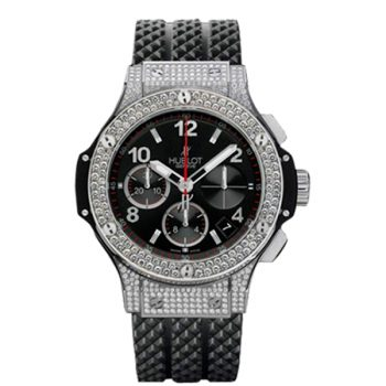 Hublot Big Bang Steel Diamonds 41 mm 341Sx130Rx114